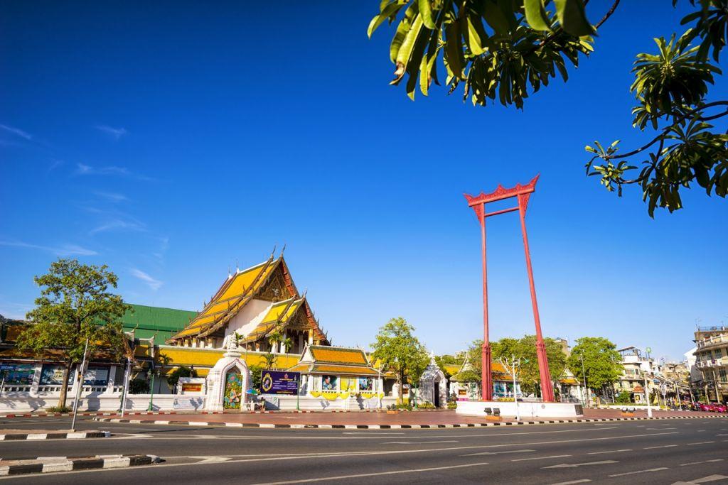 Wat Suthat Thailand