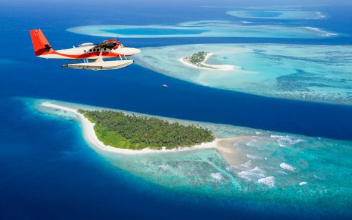 Next Stop - Dhaalu Atoll in Maldives