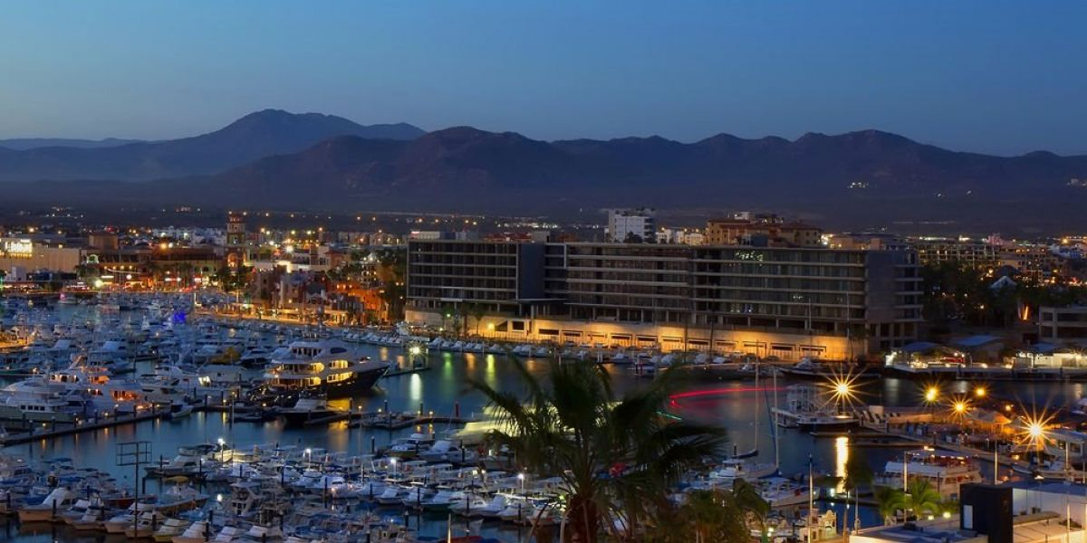 The Party Scene Of Los Cabos