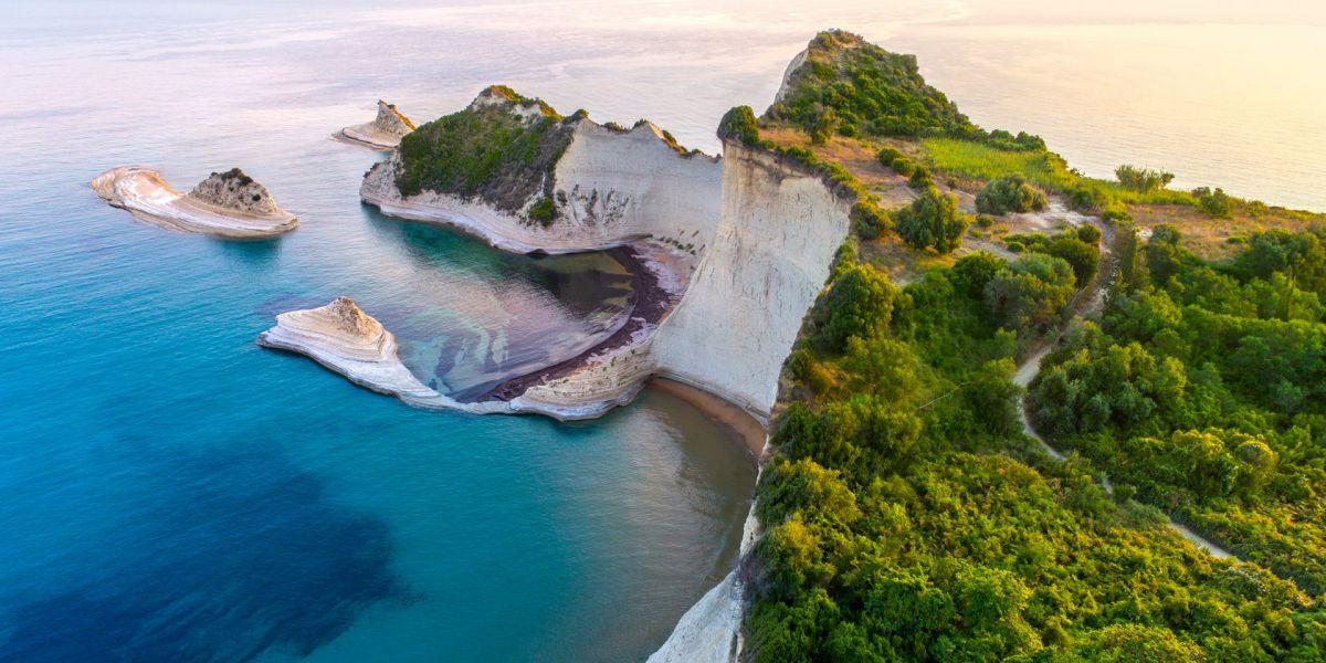 TOP BEACHES IN CORFU ISLAND