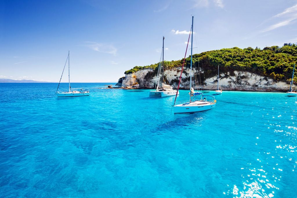 Join the Corfu, Parga, Sivota, and Blue Lagoon Full-Day Boat