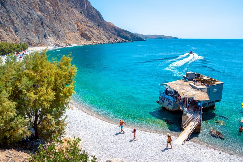 glyka nera beach Chania