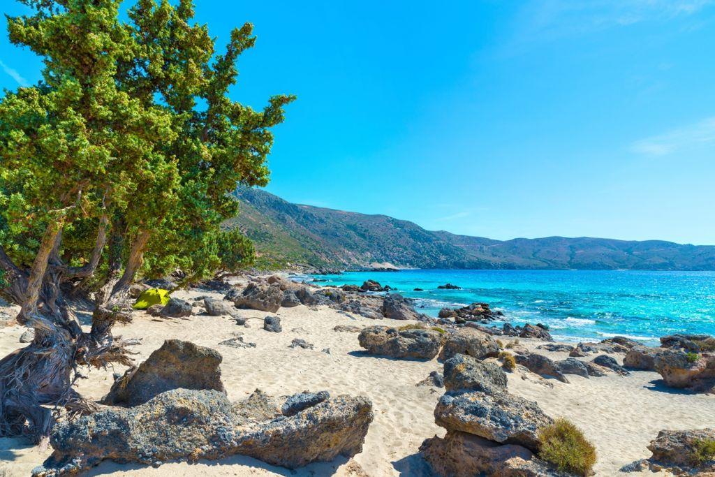 kedrodasos beach Chania