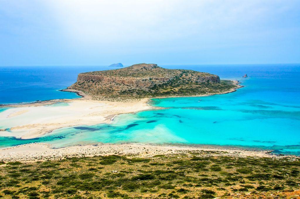 mpalos beach Chania