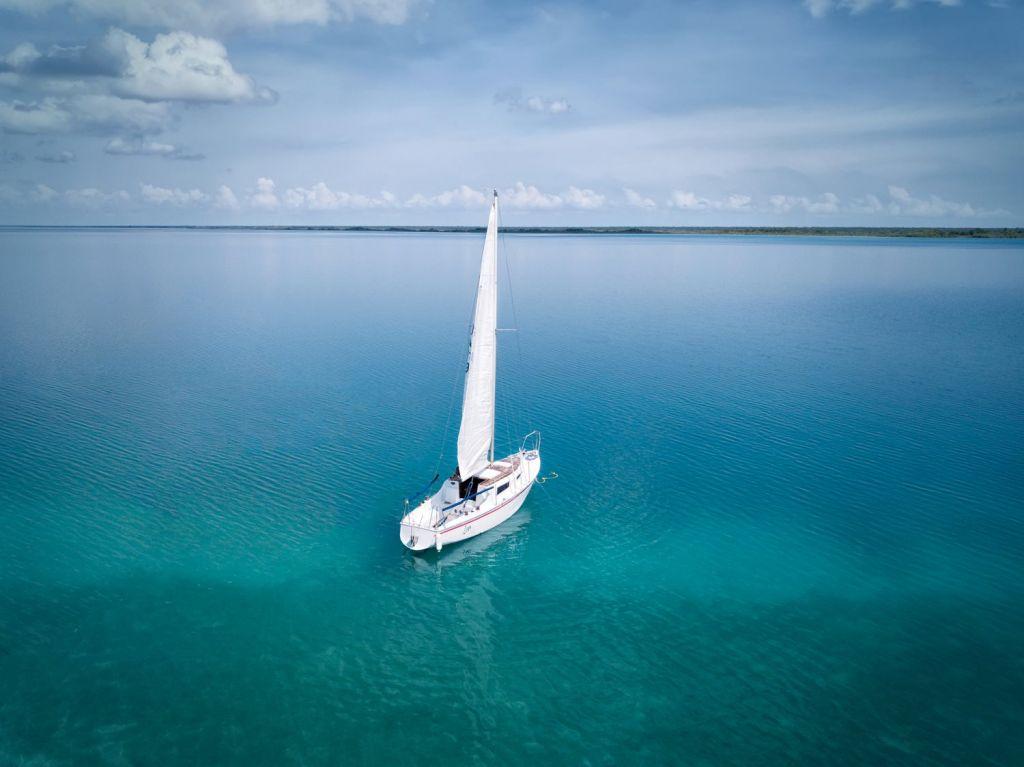 Sailing in Punta Mita 2