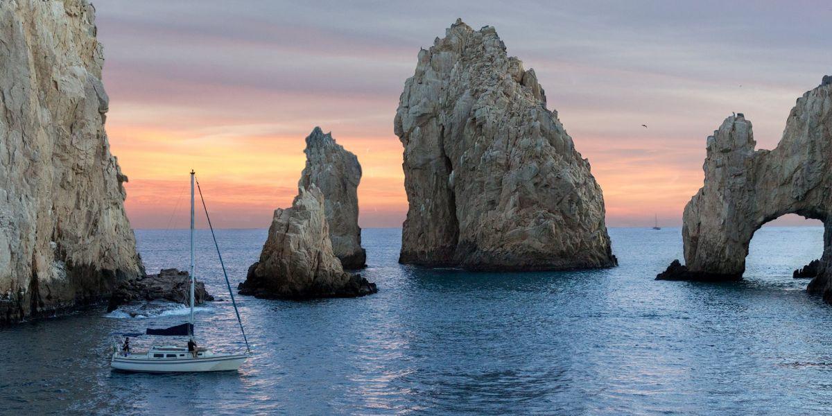 Sailing in Punta Mita