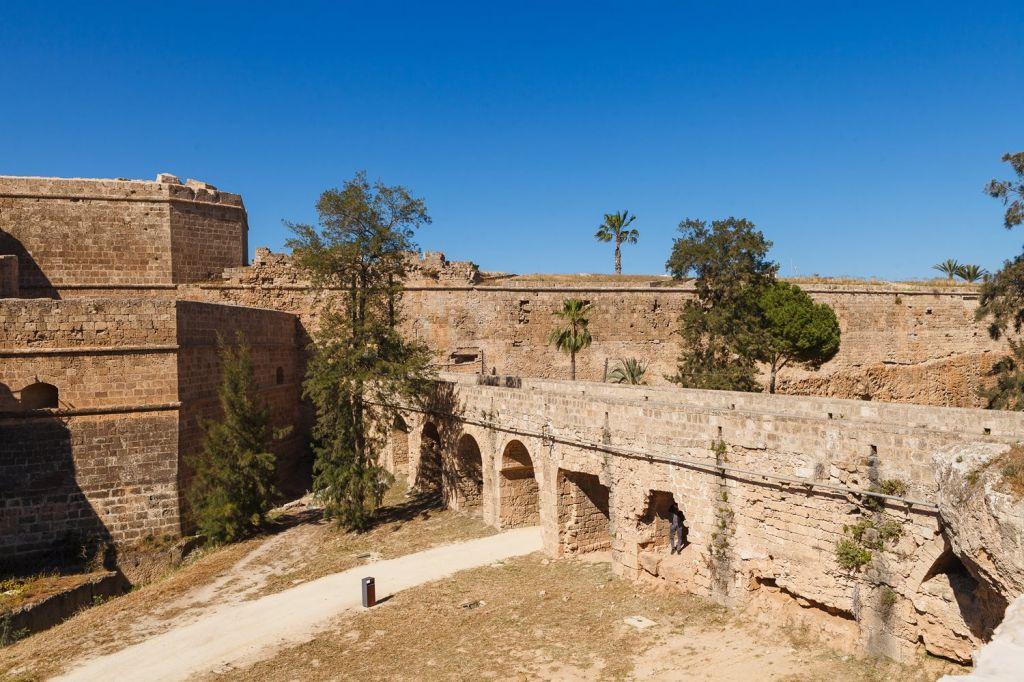 Walk on the Famagusta Venetian Walls