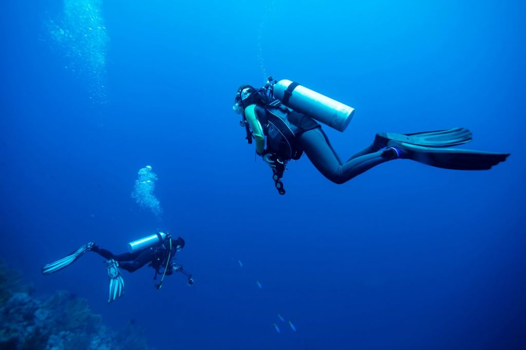 2 Tulum is the Ideal Destination for Scuba Diving