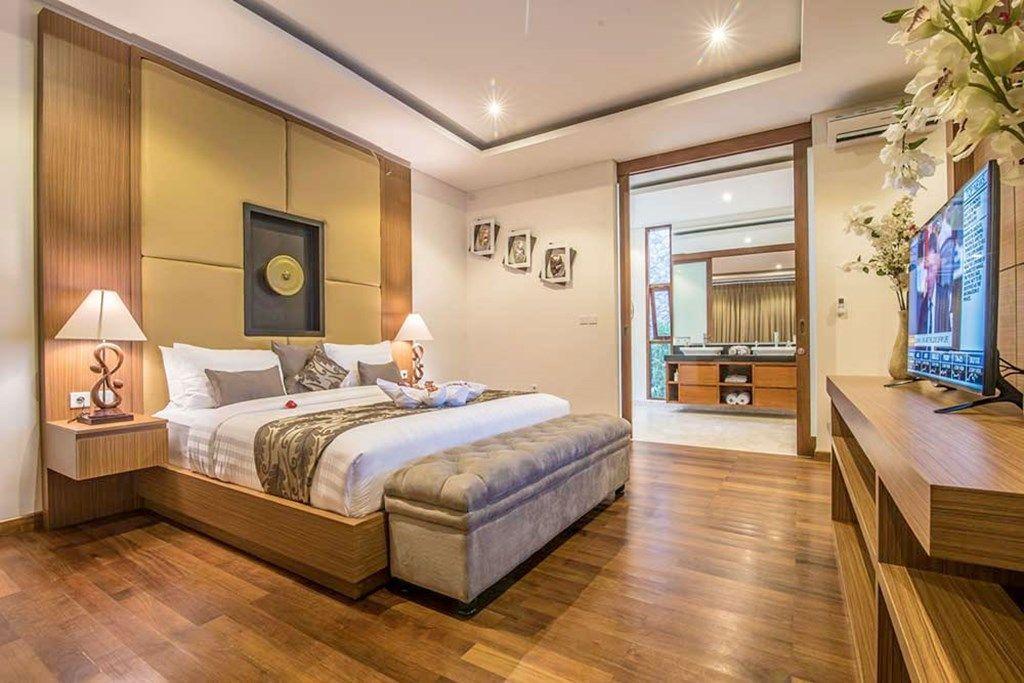 Freedom Villa Bali bedroom 2