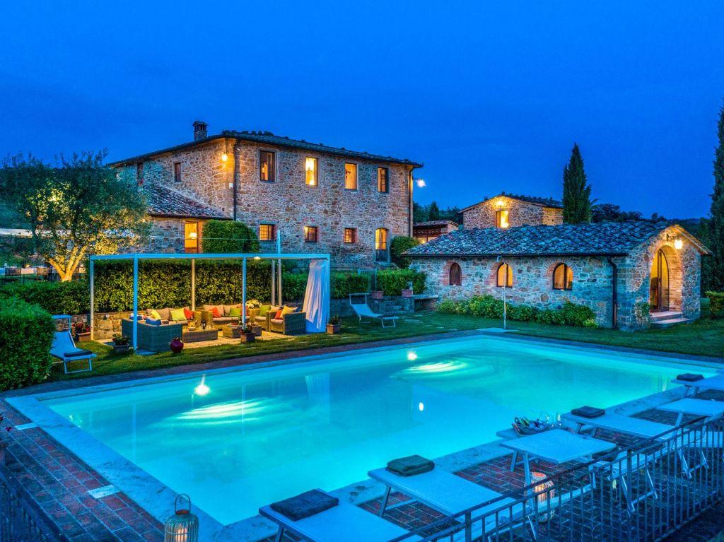 Villa Borgo Gerlino Tuscany