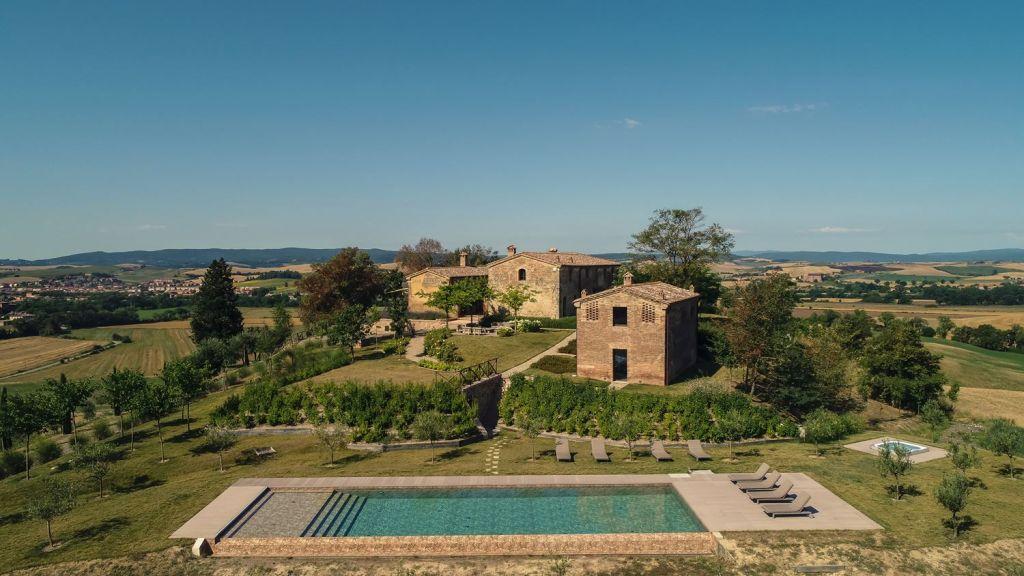 Villa Prode Tuscany