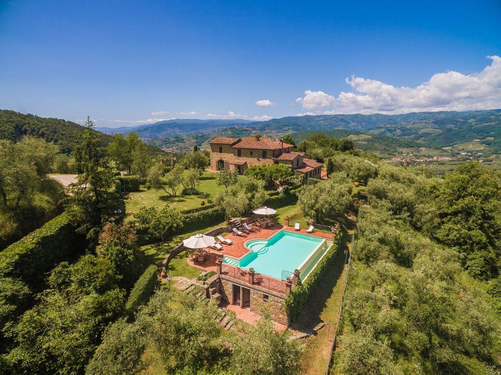 Villa Roncovisi Tuscany