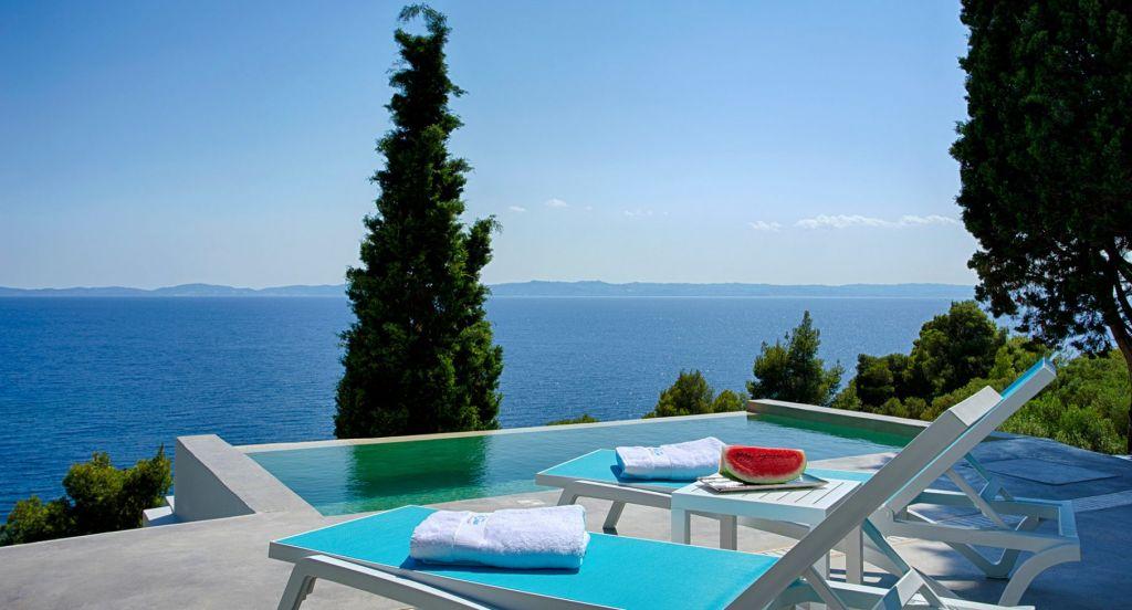 Villa Kalyva Mare at Porto Karras Resort