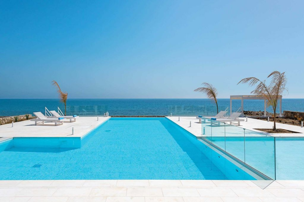 Maria Beachfront Villa Rhodes