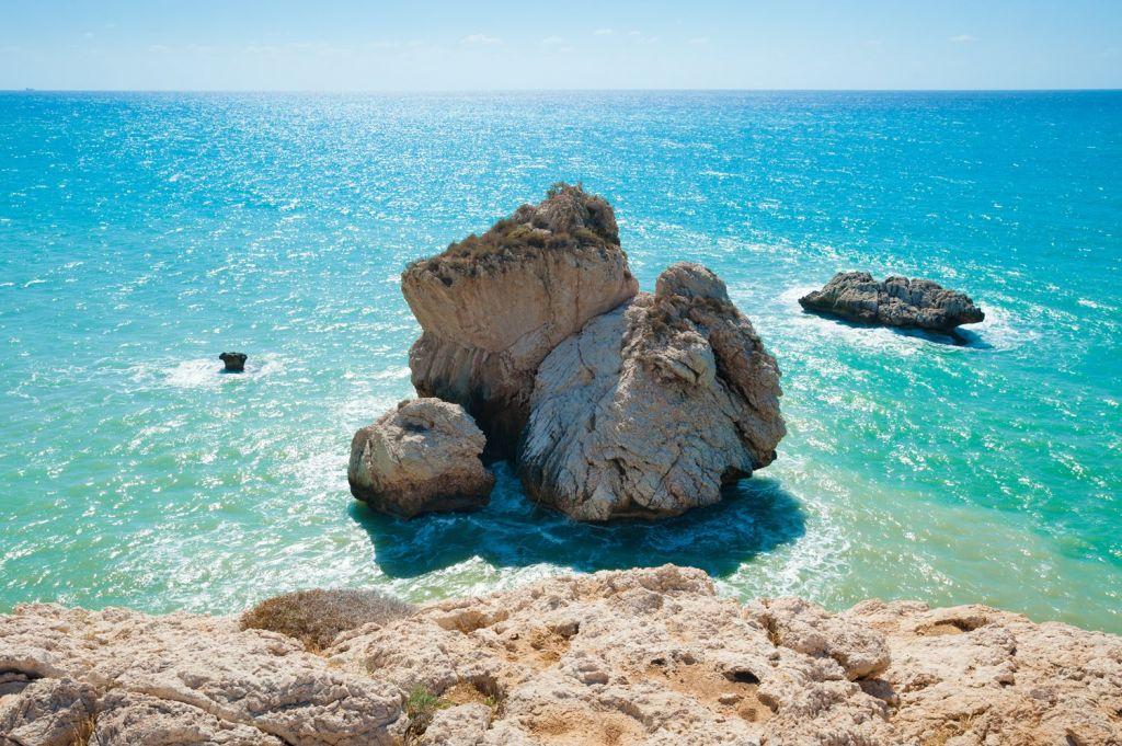 Aphrodite's Rock- Petra tou Romiou