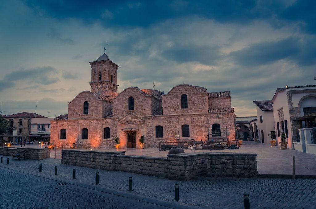 The Church of Saint Lazarus – (Ayios Lazaros)