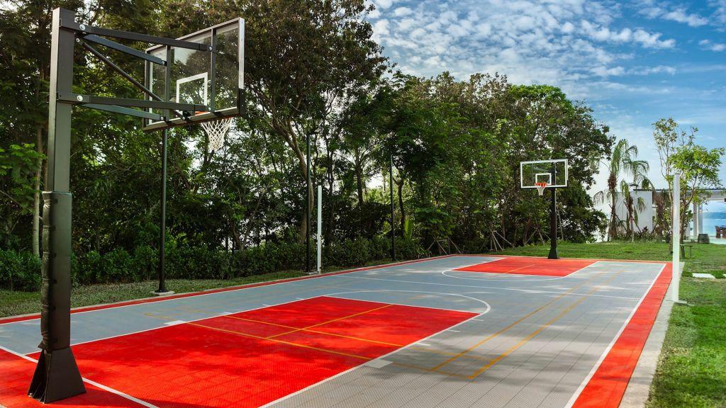 Villa Amarapura Phuket basket court