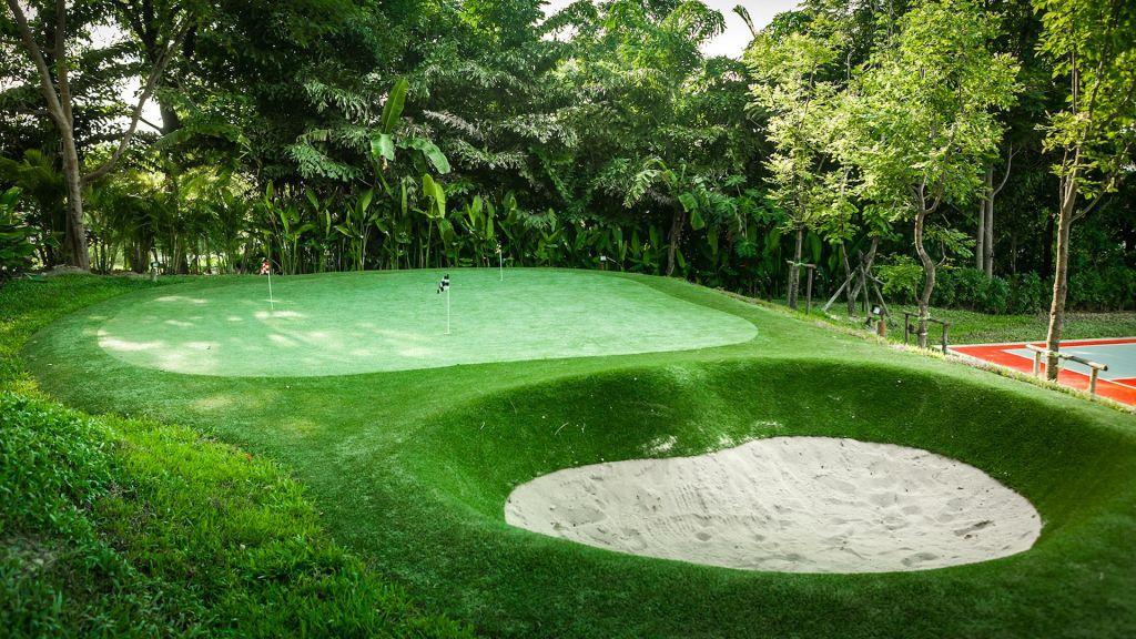 Villa Amarapura Phuket golf
