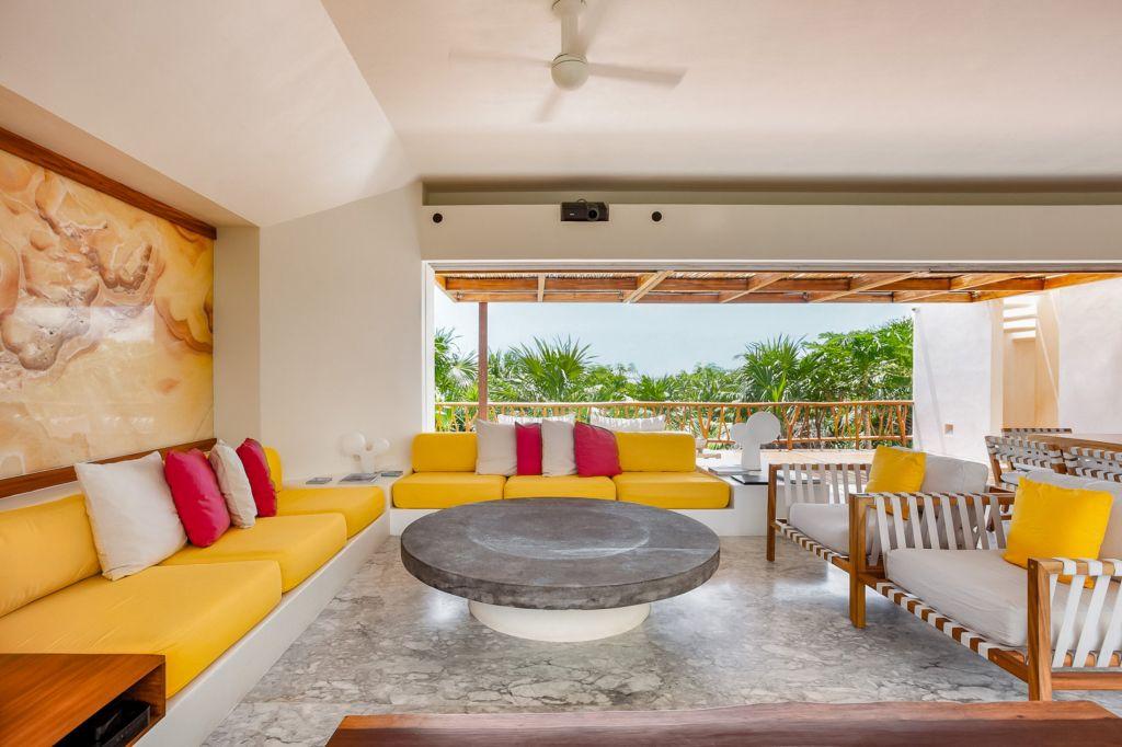 Casa-Ikal-Tulum-living area