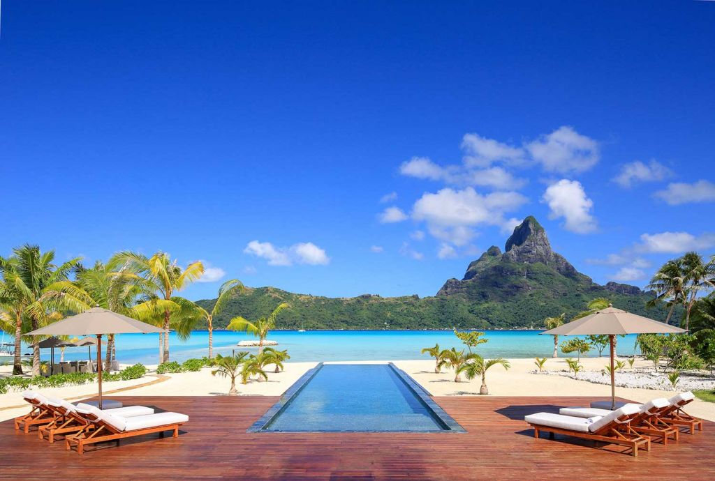 Bora Bora One Villa