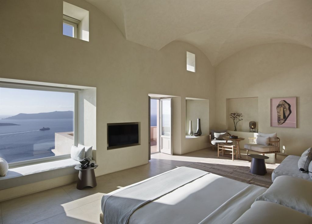 Villa Bordeaux Santorini