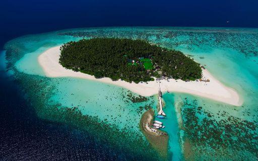 aaaVeee Nature's Paradise Island