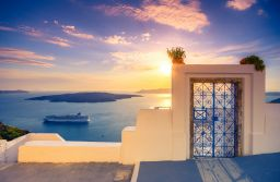 what makes Santorini so special