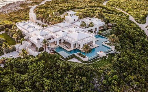 Over Yonder Cay Bahamas villa