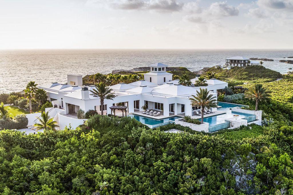 Over Yonder Cay Bahamas - villa