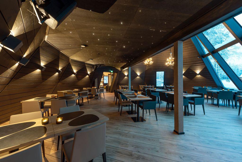 Snowman World Ice Restaurant
