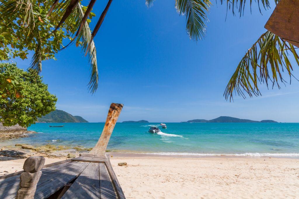 Bangtao Beach Phuket Thailand