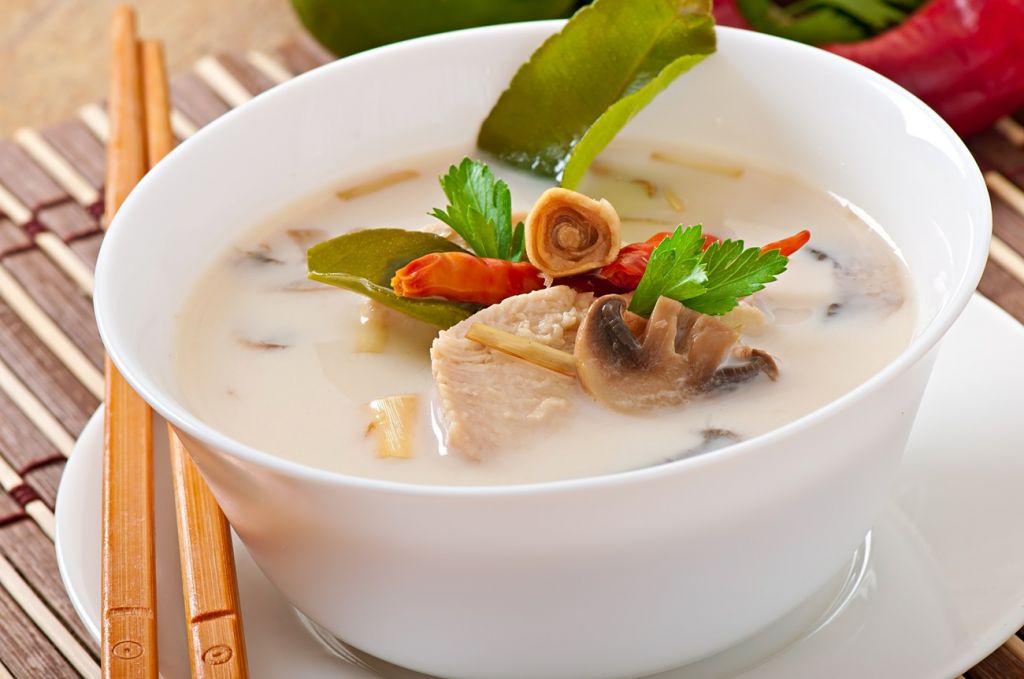 Tom Kha Kai Phuket