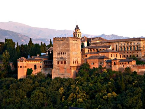 Landscape of Andalusia