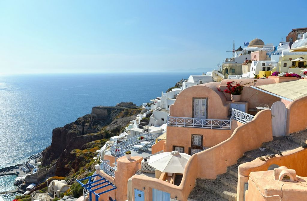 the most instagrammable spots in Santorini 2