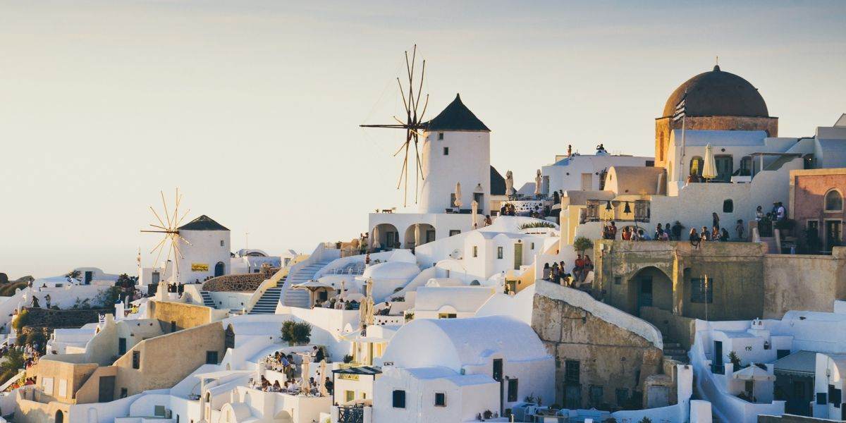 the most instagrammable spots in Santorini