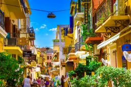 Places of interest in Chania, Crete