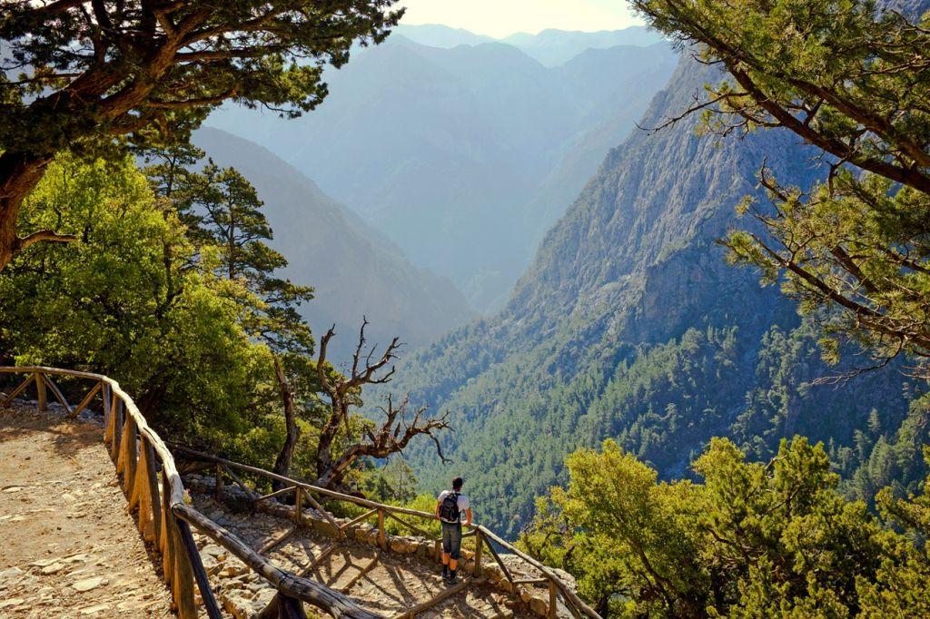 Samaria gorge Chania