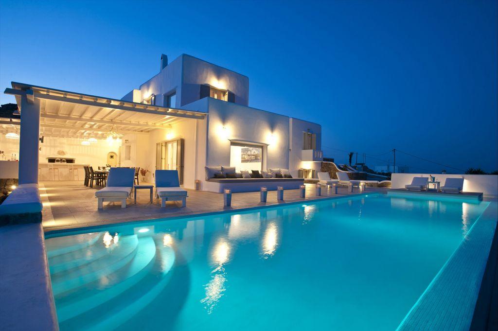 Christy villa Mykonos