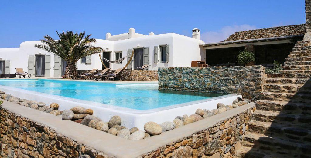 Casa di Mare Villa, Mykonos