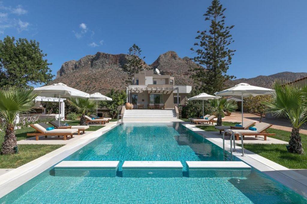 Deep Blue Villa Crete