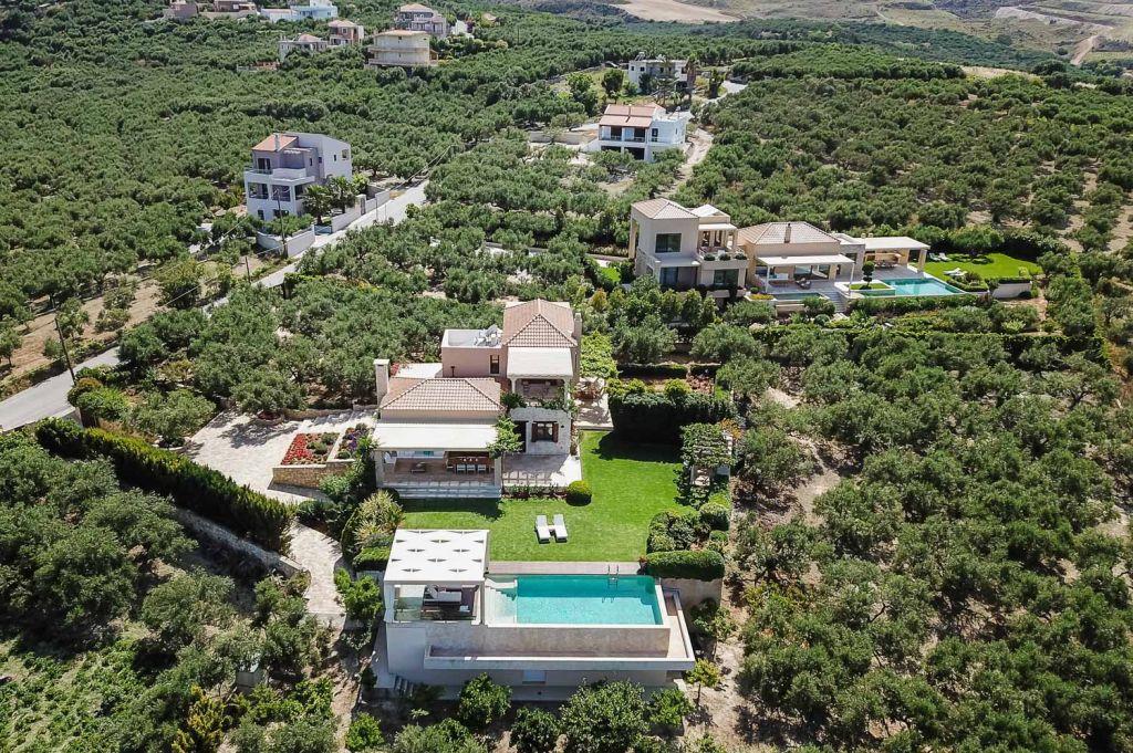 J and G Villas Crete