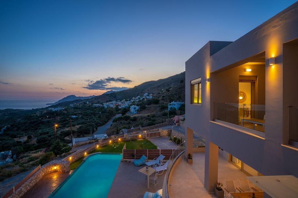 Sunset Villa Crete