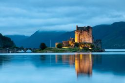 Fairytales castles in Scotland