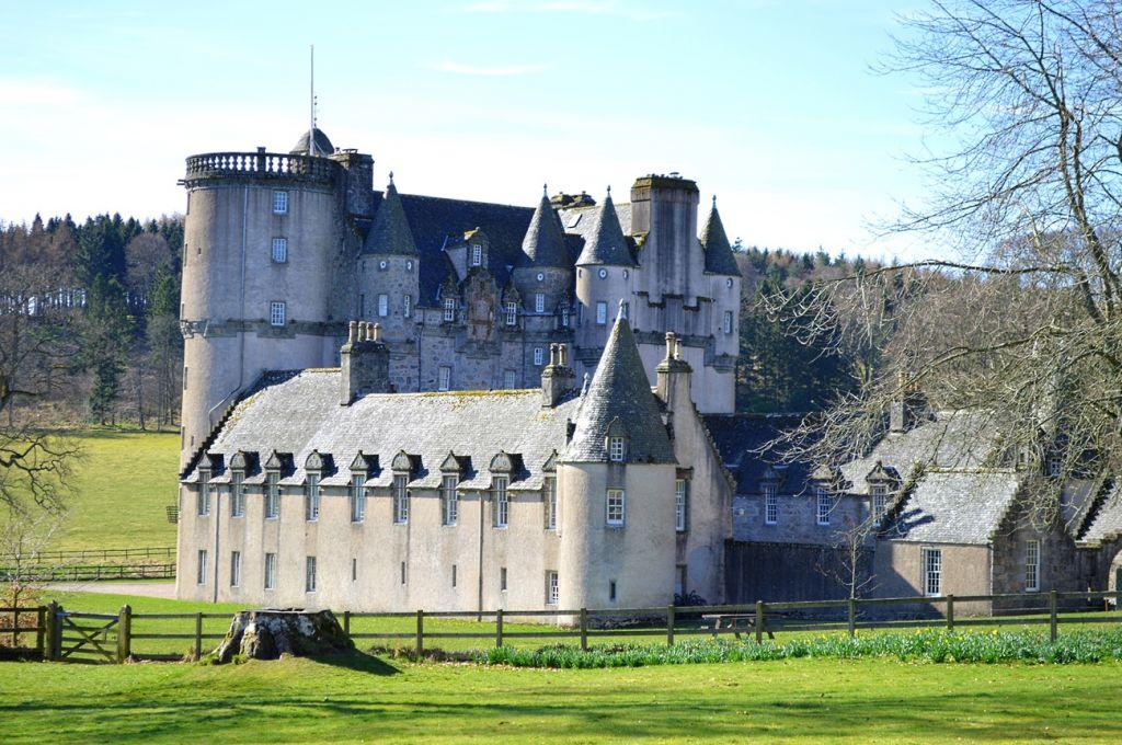 fraser castle Scotland