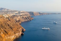 Imerovigli in Santorini
