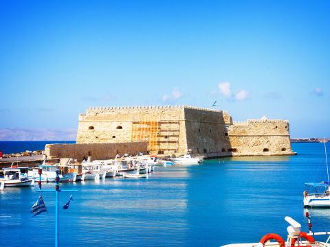 Landscape of Heraklion