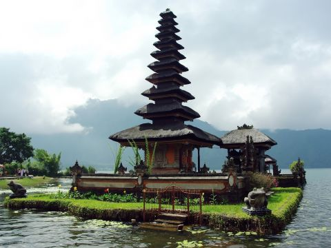 Landscape of Indonesia