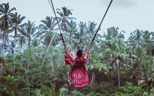 Bali is for adventure lovers