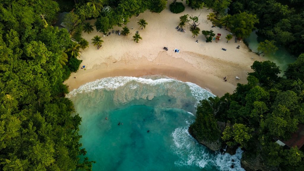 Frenchman's Cove, Jamaica