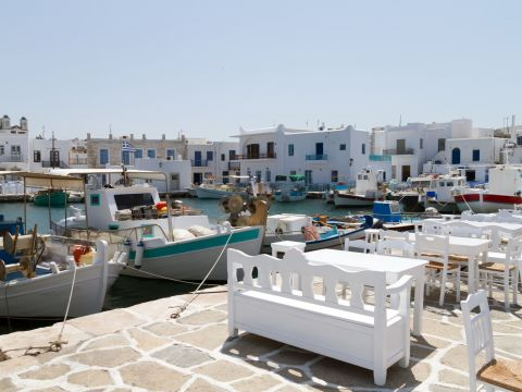 Landscape of Paros